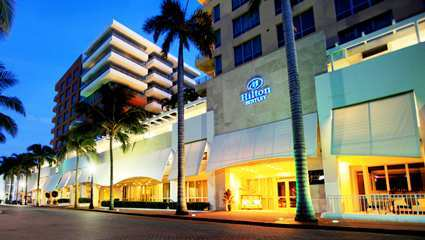 Hilton Bentley Miami/south Beach - Honeymoon - 101 Ocean Drive, Miami Beach, FL, United States