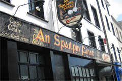 An Spailpín Fánach (pub) - Attraction -