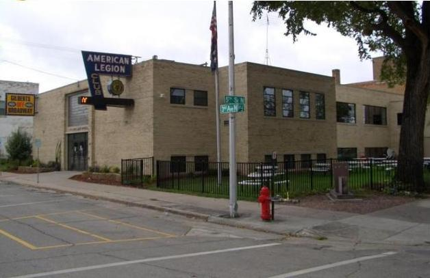 American Legion - Reception Sites - 505 3rd Avenue North, Fargo, ND, United States