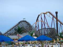 Six Flags Great America Inc - Attraction - 542 N Il Route 21, Gurnee, IL, United States