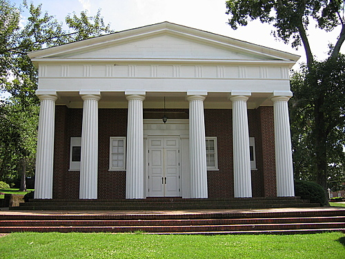 Finch Chapel, Greensboro College - Ceremony Sites - 815 W Market St, Greensboro, North Carolina, United States