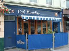 Café Paradiso - Restaurant -