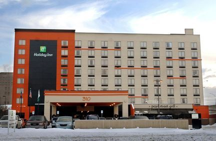 Holiday Inn Grand Rapids Downtown - Hotels/Accommodations - 310 Pearl Street Northwest, Grand Rapids, MI, United States