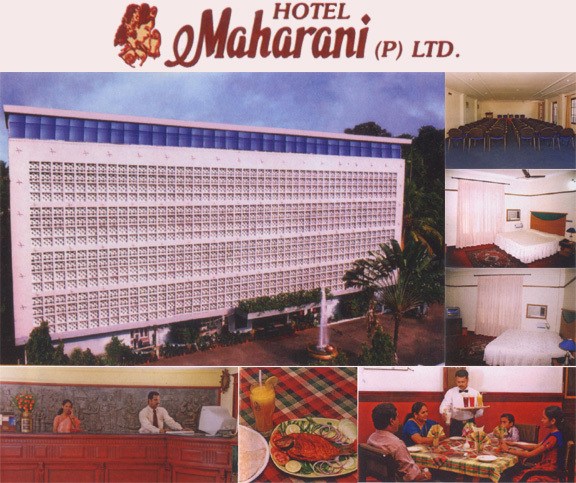 Hotel Maharani - Hotels/Accommodations - Thalook Office Rd, Calicut, Kerala, IN