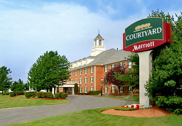 Courtyard By Marriott - Hotels/Accommodations - 275 Independence Way, Danvers, MA, United States