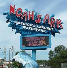 Noah's Ark Family Park Inc - Attractions/Entertainment - 1410 Wisconsin Dells Parkway, Wisconsin Dells, WI, United States