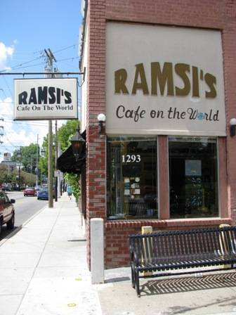 Ramsi's Cafe On The World - Restaurants, Attractions/Entertainment - 1611 Eastern Parkway, Louisville, KY, United States