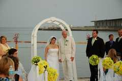 melissa and michael 's Wedding in Gulfport, MS, USA