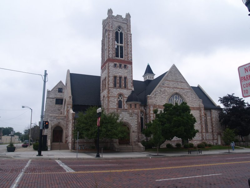 First Presbyterian Church Of Flint - Ceremony Sites - 746 S Saginaw St, Flint, MI, 48502