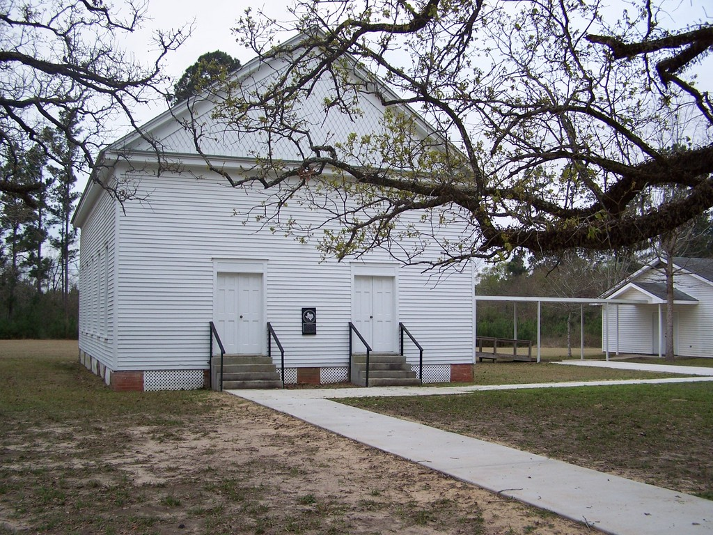 Bays Chapel Methodist Church - Ceremony Sites - 24263 Bays Chapel Rd, Richards, TX, 77873