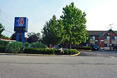 Motel 6 - Hotel - 249 JT Connell Hwy , Newport, RI, 02840