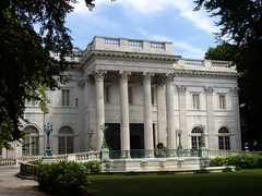 Marble House - Newport Mansions - 596 Bellevue Avenue, Newport, Rhode Island, United States