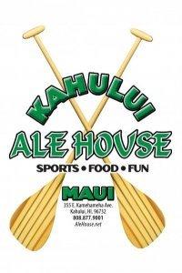 Ale House Restaurants & Sports - Bars/Nightife - 355 East Kamehameha Avenue, Kahului, HI, United States
