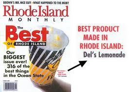 Del's Lemonade - Coffee/Quick Bites - 343 Thames St, Newport, RI, 02840