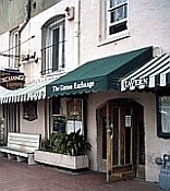The Exchange Tavern - Restaurant - 201 E River St, Savannah, GA, 31401