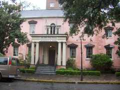 The Olde Pink House - Restaurant - 23 Abercorn Street, Savannah, GA, United States