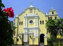Santuario de San Antonio - Ceremony - Narra Avenue, Makati City, National Capital Region, Philippines