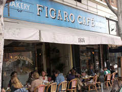 Figaro Cafe - Places to Eat - 1802 North Vermont Avenue, Los Angeles, CA, United States