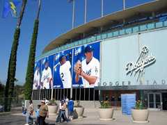 Dodgers Baseball - Attraction - 1000 Elysian Park Ave, Los Angeles, CA, United States