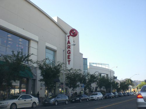 Target Stores: Store Information - Shopping - 7100 Santa Monica Boulevard, West Hollywood, CA, United States
