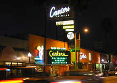 Canter's - Places to Eat - 419 North Fairfax Avenue, Los Angeles, CA, United States