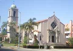 St Timothy's Catholic Church - Wedding Ceremony - 10425 West Pico Boulevard, Los Angeles, CA, United States