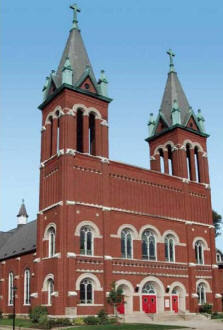 Most Prectious Blood Catholic Church - Ceremony Sites - 1515 Barthold St, Fort Wayne, IN, 46808