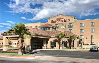 Hilton Garden Inn Palmdale - Hotels/Accommodations - 1309 Rancho Vista Blvd, Palmdale, CA, 93551