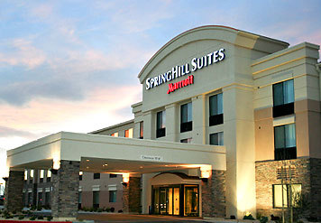 Marriott Springhill Lancaster - Hotels/Accommodations - 1811 W Ave J-12, Lancaster, CA, 93534