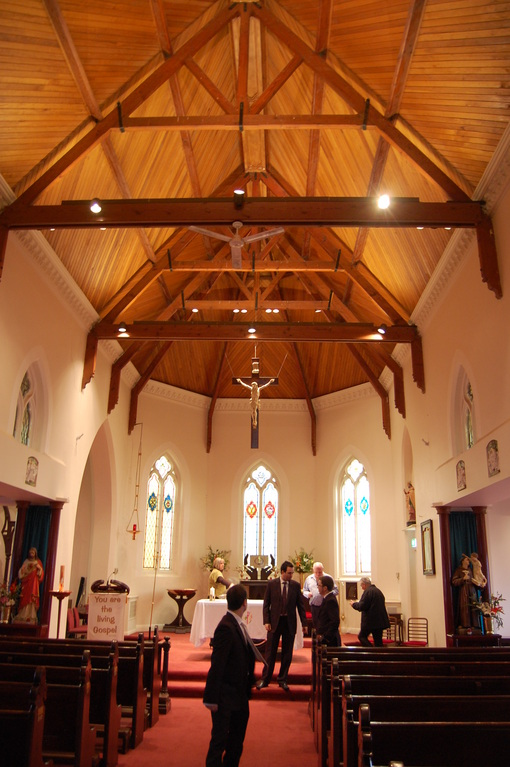 St Patrick's Catholic Church - Ceremony Sites - 67 Clarke St, Lilydale, VIC, 3140