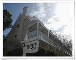 Inlet Inn - Hotels/Accommodations - 601 Front St, Beaufort, NC, 28516