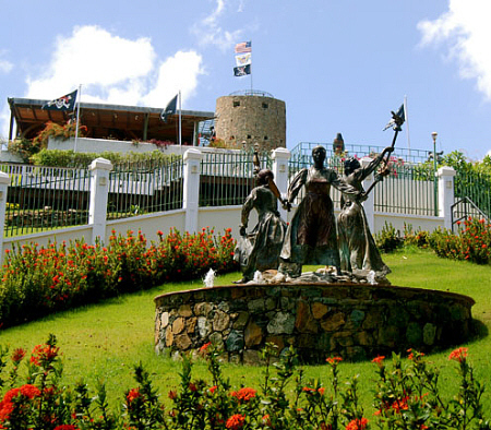 Bluebeard's Castle - Hotels/Accommodations, Attractions/Entertainment - Bluebeard Accs, Charlotte Amalie, Virgin Islands