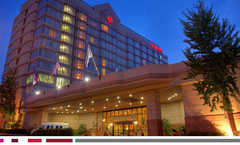Marriott Convention Center - Hotel - 201 Foster St, Durham, NC, 27701