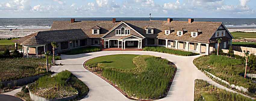 Kiawah's Ocean Course Clubhouse - Ceremony Sites, Ceremony & Reception - 1000 Ocean Course Drive, Kiawah Island, SC, United States