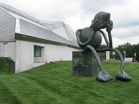 Kemper Museum Of Contemporary Art - Reception Sites, Attractions/Entertainment - 4420 Warwick Boulevard, Kansas City, MO, United States