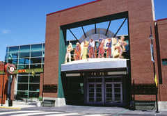 Negro Leagues Baseball Museum - Attraction - 1616 East 18th Street, Kansas City, MO, United States