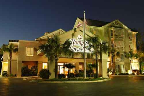Hampton Inn West Ashley - Hotels/Accommodations - 678 Citadel Haven Dr, Charleston, SC, 29407