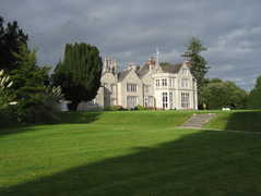 Lough Rynn Castle, Mohill,Leitrim - Reception -