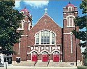First Lutheran Church - Ceremony - 1005 Oxford Ave, Eau Claire, WI, 54703