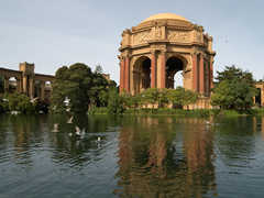Palace of Fine Arts Theatre - Attraction - 3601 Lyon St, San Francisco, California, United States