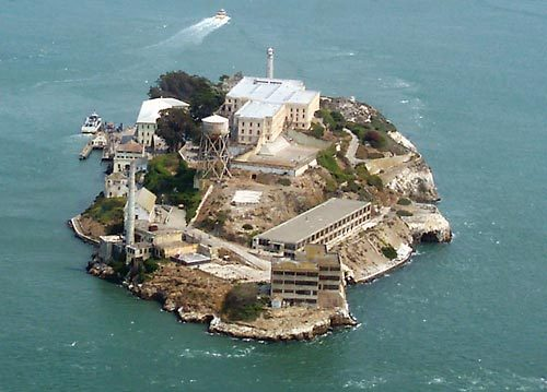 Alcatraz - Attractions/Entertainment - Alcatraz, San Francisco, CA, US