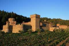 Castello di Amorosa - Wine Tasting Recommendation - 4045 St Helena Hwy, Calistoga, CA, 94515