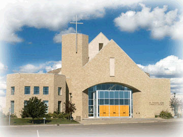 St. Thomas More Catholic Church - Ceremony Sites - 210 Haddow Close NW, Edmonton, AB, T6R 2P3