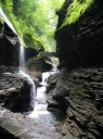 Watkins Glen State Park - Attraction - State Park, Watkins Glen, New York 14891, United States