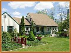 Los Gatos Bed & Breakfast - Hotel - 1491 New York 14A, Penn Yan, NY, United States
