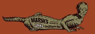 Jake The Alligator Man At Marsh's Free Museum - Attractions/Entertainment - 409 S Pacific Ave, Long Beach, WA, United States
