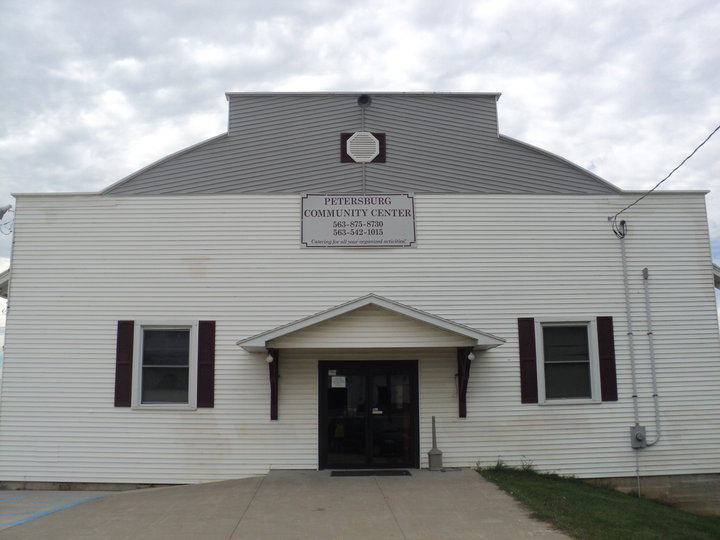 Petersburg Community Center/harter Hall - Ceremony Sites - 3031 160th St, Dyersville, IA, 52040