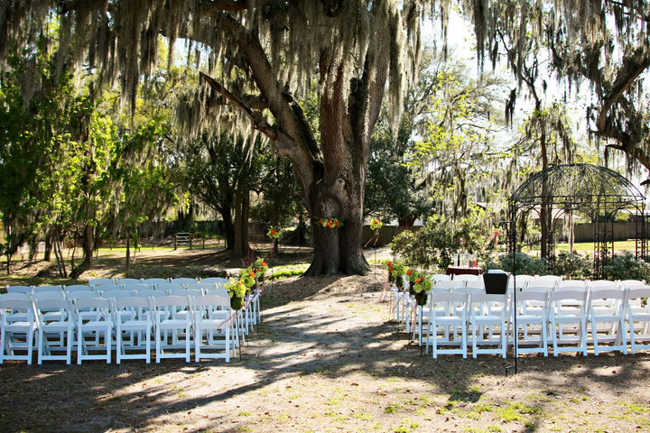 Cross Creek Ranch - Ceremony Sites, Reception Sites - 12950 E Wheeler Rd, Dover, FL, 33527