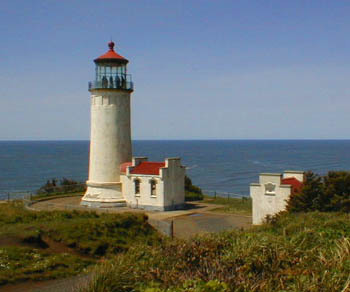 North Head Lighthouse - Attractions/Entertainment - Cape Disappointment, Ilwaco, WA 98624, Ilwaco, Washington, US