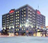 Hilton Garden Inn Omaha Downtown/Old Market Area - Hotel - 1005 Dodge Street, Omaha, Nebraska, 68102, USA